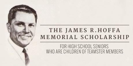 James R.Hoffa Scholarship
