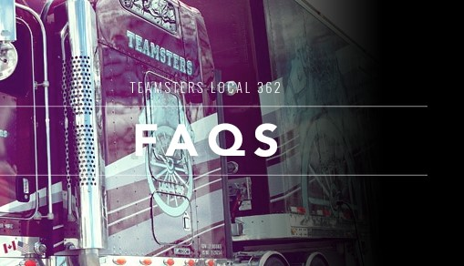 Teamster FAQ Small