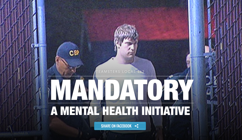 Teamsters 362 Mental Health Initiative