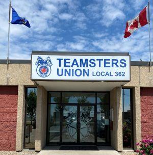 Local 362 Calgary Office