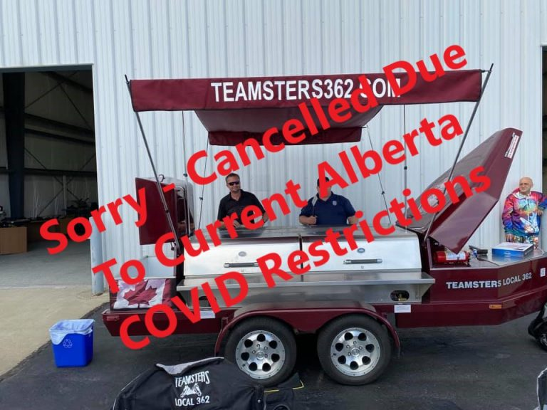 Fort McMurray Open House and Membership Appreciation BBQ – September 14 and September 16, 2021